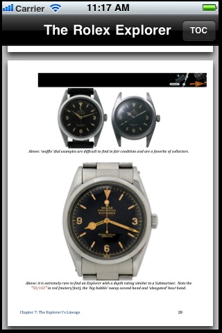 Rolex Explorer: Human Spirit Personified (iPhone) screenshot-3