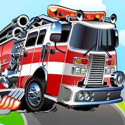 Awesome Fire-fighter Truck-s Racing Game By Fun Free Fire-man & Firetrucks Games For Boy-s Teen-s & Girl-s Kid-s