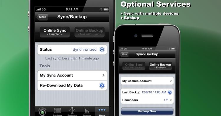 iReconcile - Checkbook, Budgeting, & Reporting screenshot-4