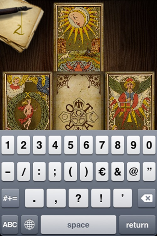 Tarot Wirth screenshot-3