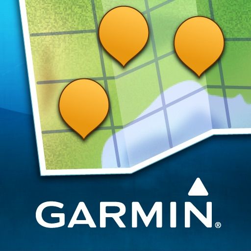 Garmin Tracker icon