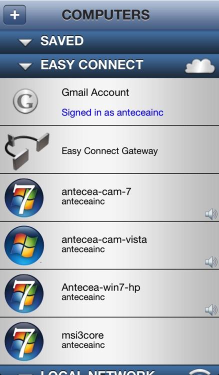 Desktop Connect