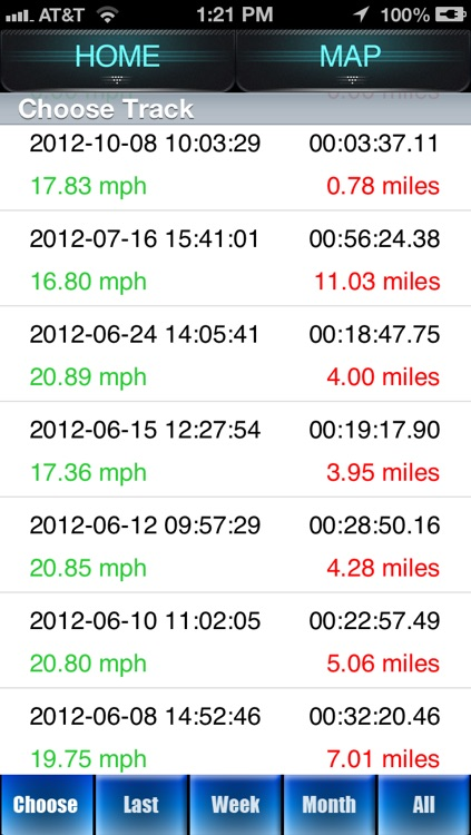 Ski Tracker by 30 South screenshot-3