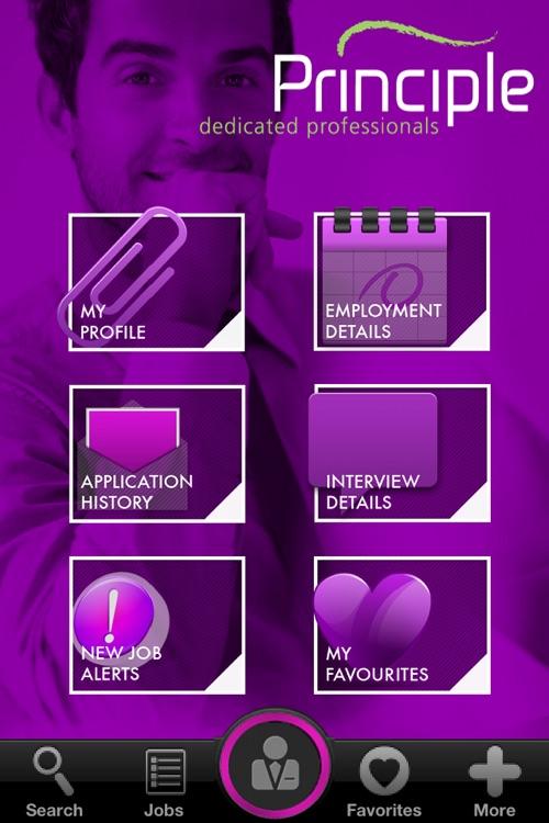 Principle Jobs