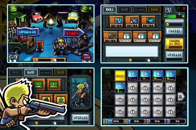 Chicken Revolution2 : Zombie screenshot-4