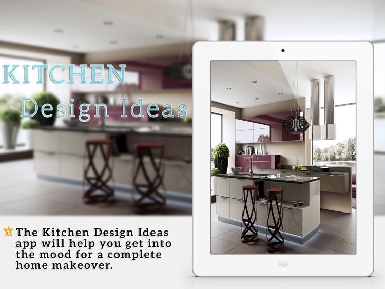 Kitchen Design Ideas 2017 for iPad