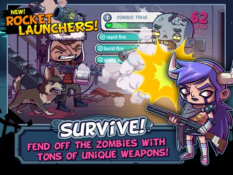 Zombies Ate My Friends-ipad-1