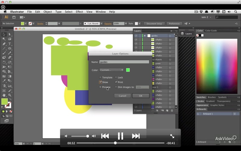 AV For Illustrator CS6 скриншот программы 4
