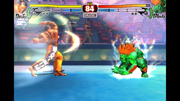 STREET FIGHTER IV screenshot-4