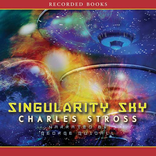 Singularity Sky (Audiobook)