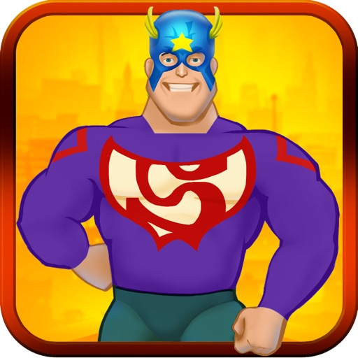 Create Your Own Superheroes - Fun Dressing Up Game - Free Version icon