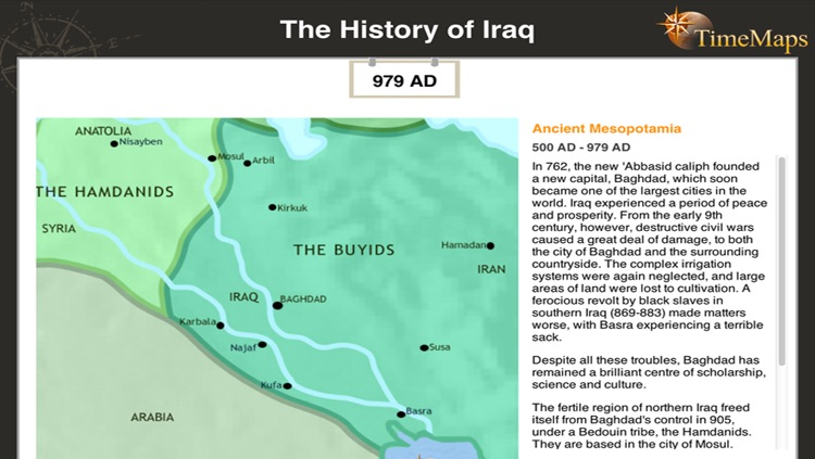 the ancient history of iraq Christians have inhabited what is modern day iraq for about 2,000 years, tracing their ancestry to ancient mesopotamia and surrounding lands theirs is a.