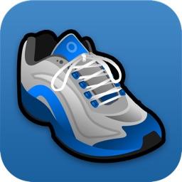 LogYourWalk - GPS pedometer hike walk