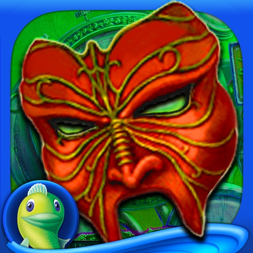 Edgar Allan Poe's The Masque of the Red Death: Dark Tales - A Hidden Object Adventure icon