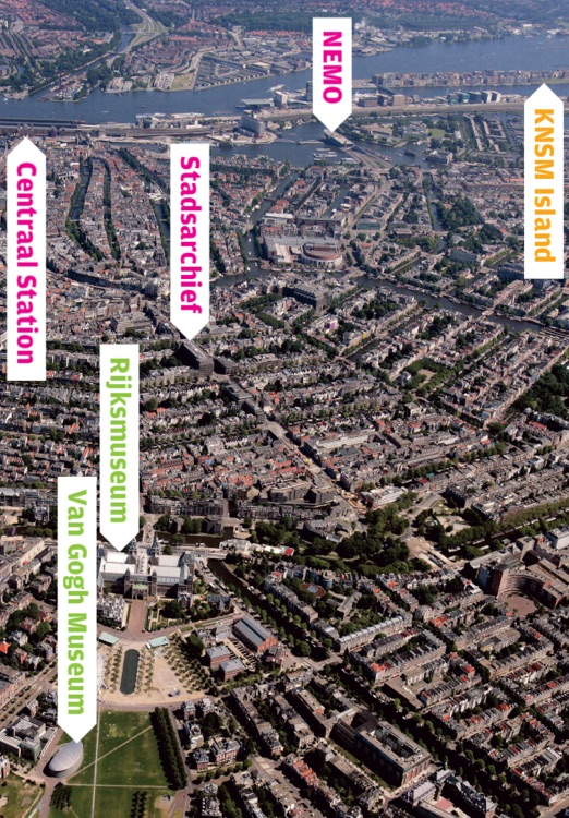 Amsterdam: Wallpaper* City Guide