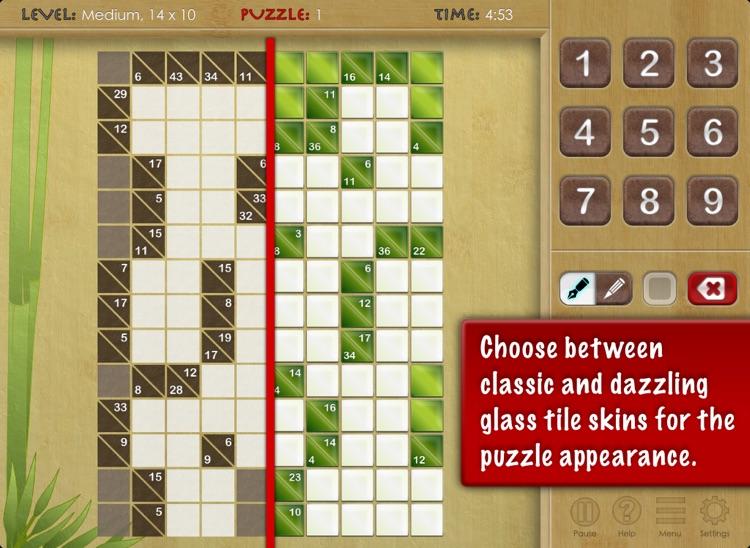Primo Kakuro HD Lite screenshot-3