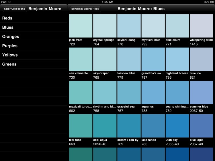 Paint Colors HD screenshot-3