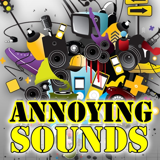 Annoying Sounds and Ringtones Free
