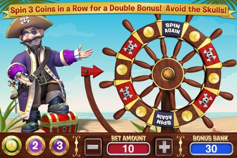 Crazy Pirate Slots