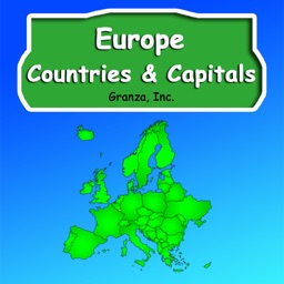 Learn Europe Countries and Capitals