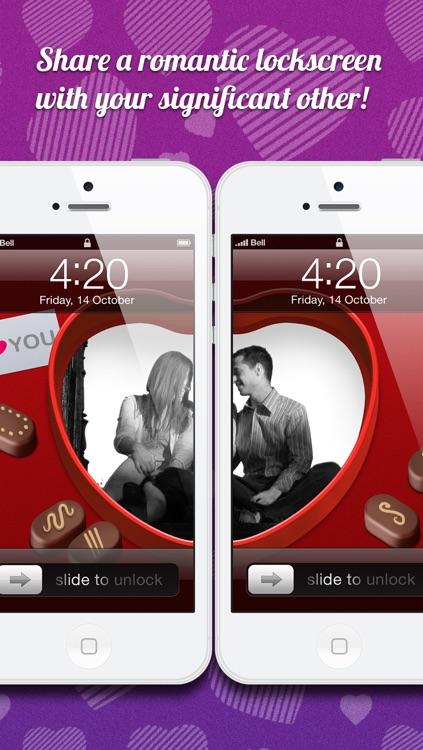 Lover Lock Screens screenshot-3