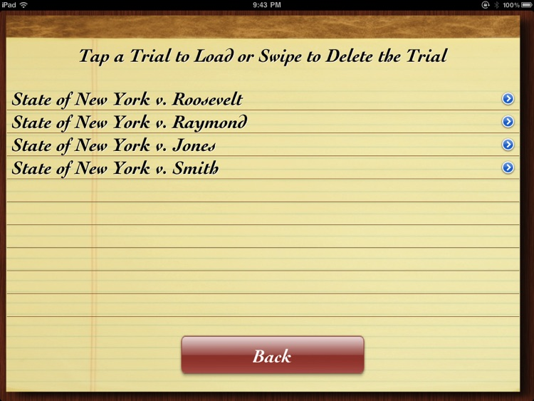 iJuror - Stickies screenshot-4