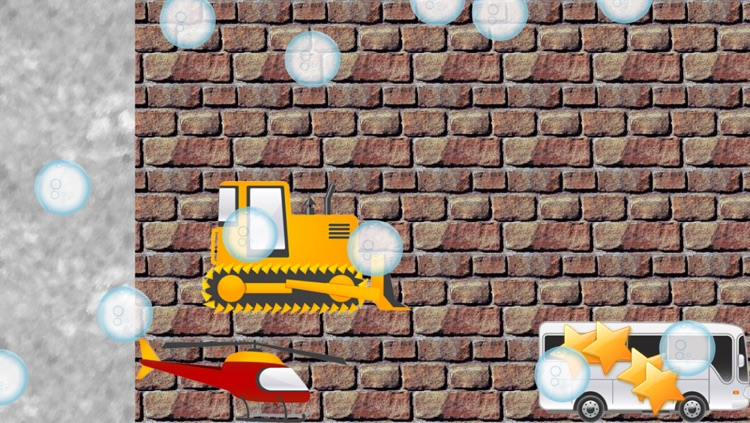Vehicles Puzzles for Toddlers and Kids screenshot-3