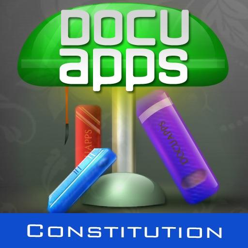 The US Constitution (DocuApps) iOS App