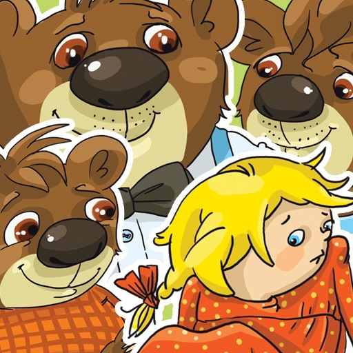Goldilocks And The Three Bears HD icon