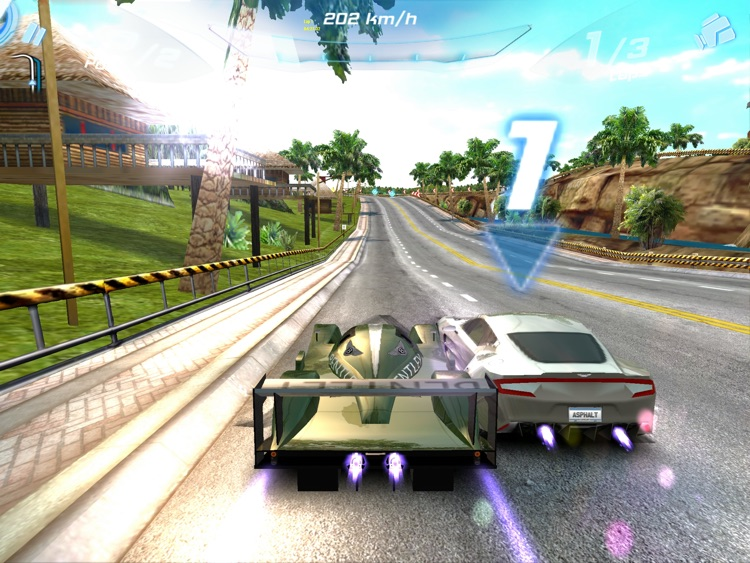 Asphalt 6: Adrenaline HD screenshot-3