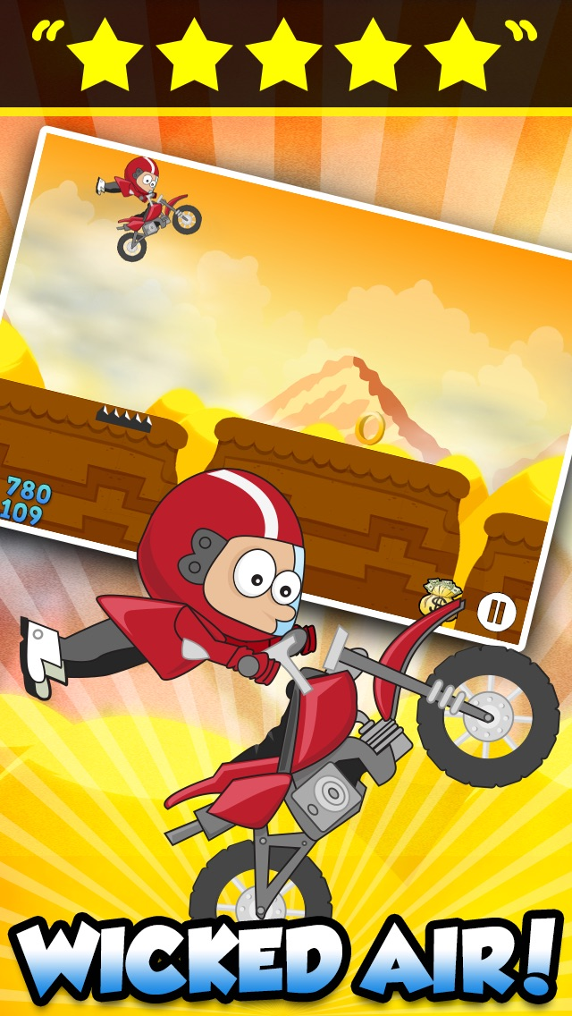 Dirt Bike Mania – Motorcycle & Dirtbikes Freestyle Racing Games For Free