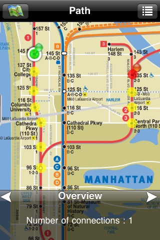 Metro New York City screenshot-3
