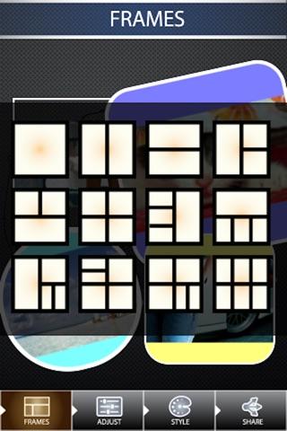 Photo Frame Free- ix/mess/stitch/FX/HDR   App Price Drops