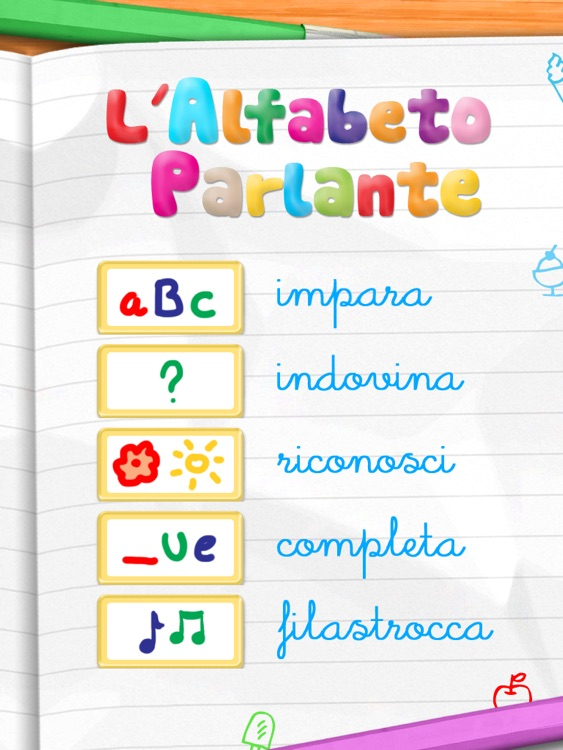 the italian talking alphabet hd for kids by pato pin