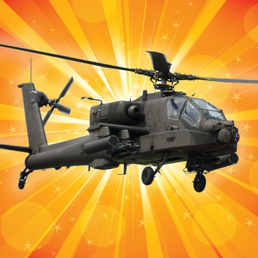 War Chopper: Modern Battlefield Ops