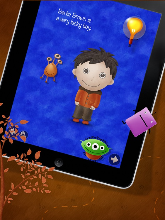 Who Stole The Moon? - free version - Interactive e-book for children screenshot-3