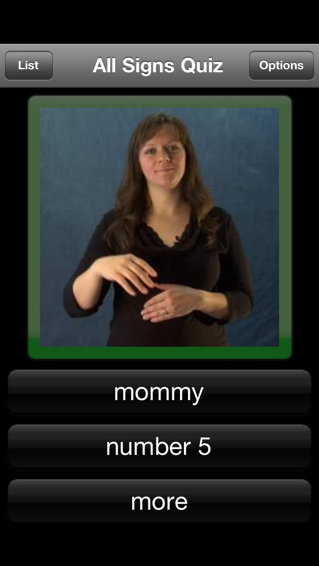 Baby Sign (ASL) Free  - American Sign Language Learning Signs for Kids-0