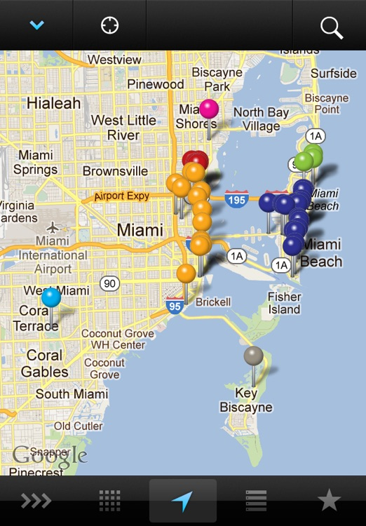 Miami: Wallpaper* City Guide screenshot-3