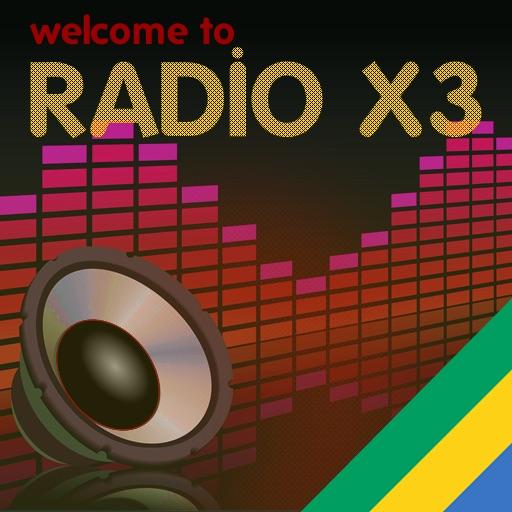 X3 Gabon Radio - Les Radios du Gabon