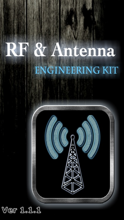 RF & Antenna Engineering Kit