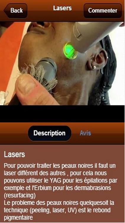 Dermatologue Peaux Noires et Métissées screenshot-3