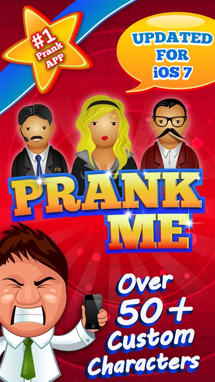 PRANK ME! Practical Joke Fake Calls