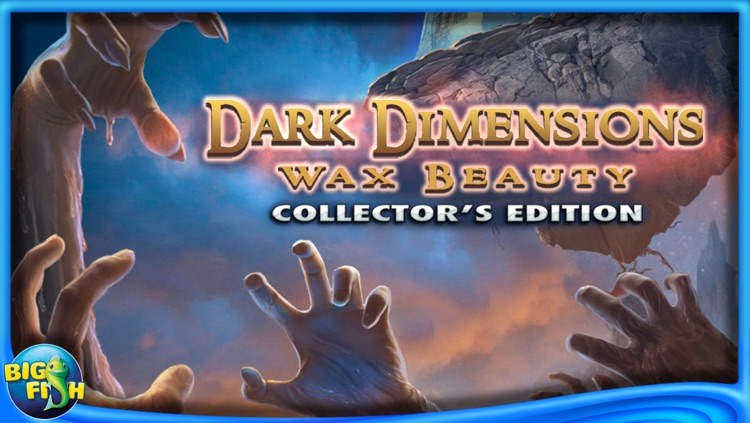 Dark Dimensions: Wax Beauty - A Hidden Object Adventure screenshot-4