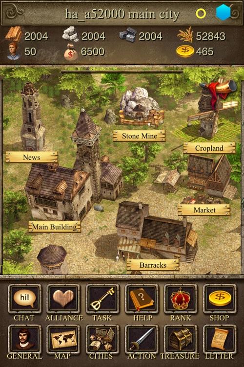 Haypi Kingdom for GREE