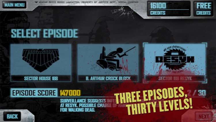 Judge Dredd vs Zombies screenshot-4