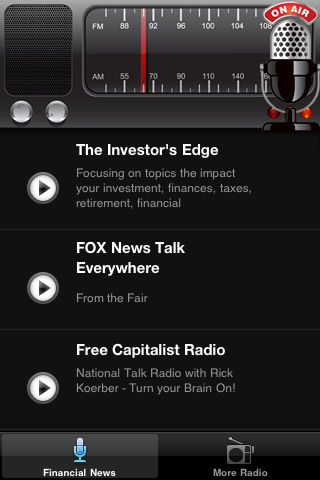 Financial News Radio FM - Your MONEY Talk Radio screenshot-4
