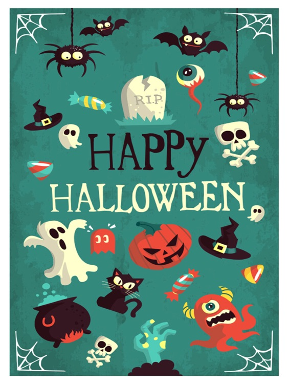 Halloween Wallpapers For Ipad By Angia Le