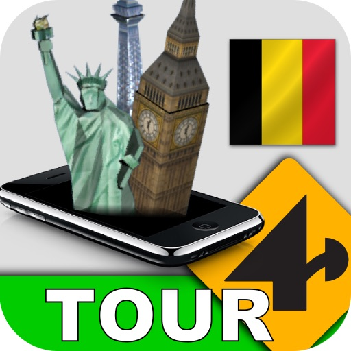 Tour4D Antwerp