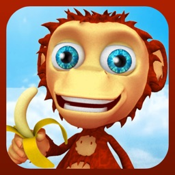 Talking Baby Monkey HD