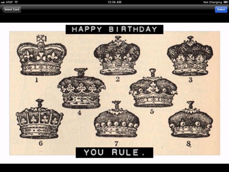 Birthdays Anniversaries & More for iPad screenshot-3